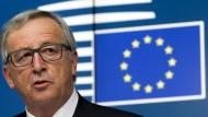 Juncker: Varoufakis ist im Schuldenstreit keine Hilfe
