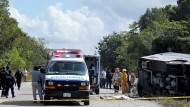 Tödlicher Busunfall in Mexiko