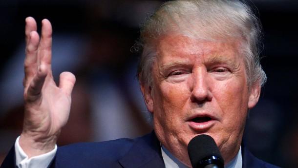 Donald Trump reist nach Mexiko