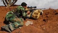 Pentagon will Tausende Rebellen ausbilden