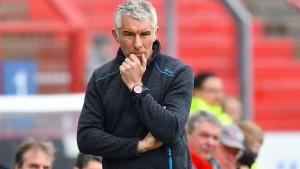 Karlsruhe trennt sich von Trainer Slomka