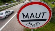 EU geht wegen PKW-Maut gegen Deutschland vor