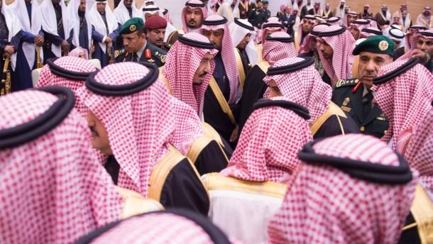 Rey saudita Abdullah este 90 años de edad