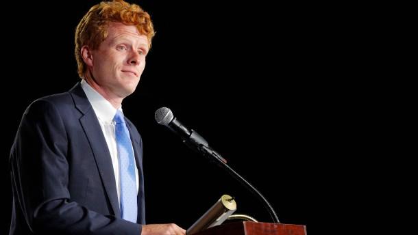 Letzter Kennedy verliert sein politisches Mandat