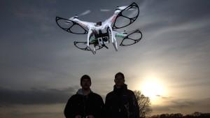 Wenn Drohnen missbraucht werden