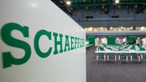 Schaeffler baut weltweit 950 Stellen ab