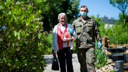 Bundeswehr soll bei Schnelltests unterstützen