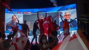 Von Erdogan unterstützter Tatar gewinnt Präsidentenwahl