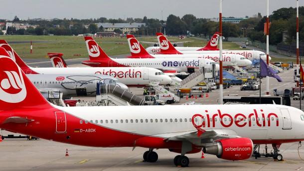 Der Air-Berlin-Kredit bringt dem Staat einen Millionengewinn