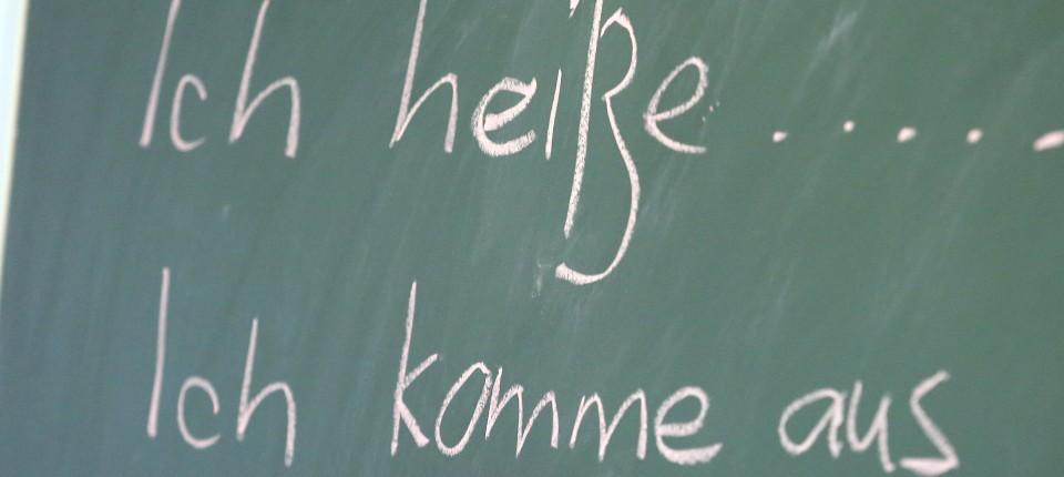Die Deutsche Sprache Ist In Großbritannien Out