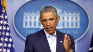 Obama rechnet mit langem Einsatz im Irak