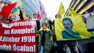 Polizei erwartet kurdische Großdemonstration