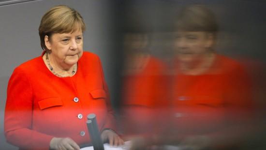 """Merkel: """"Solidarität in Europa wichtiger denn je"""""""