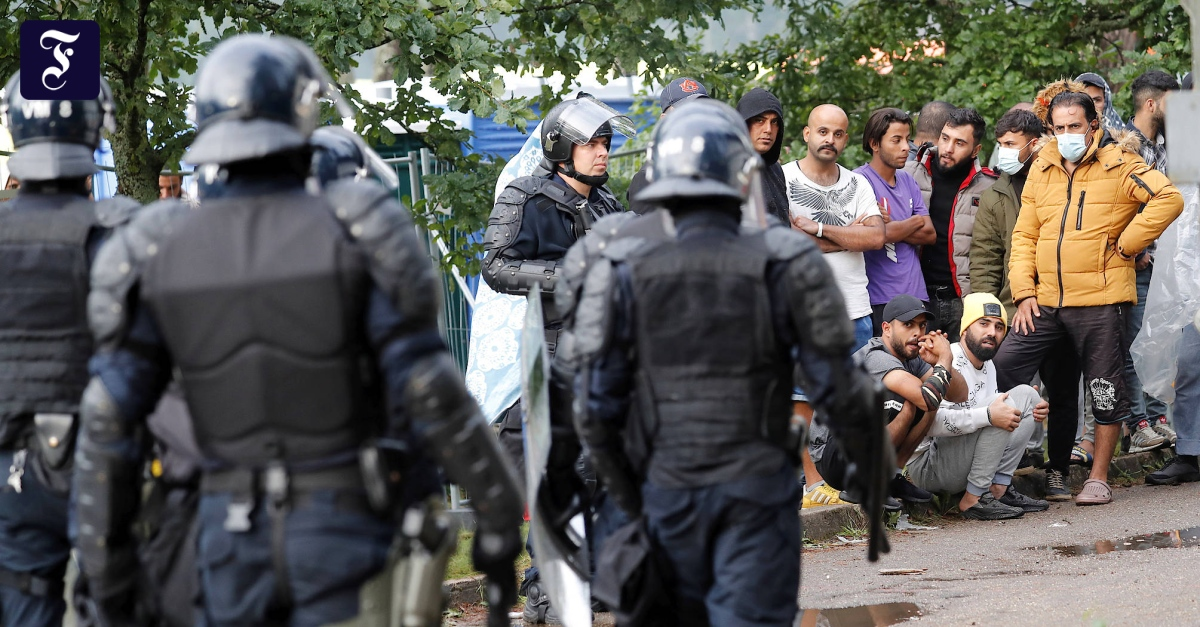 Litauen weist Migranten an der Grenze zurück