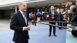Finanzminister Scholz schockiert Konzerne mit Steuervorstoß