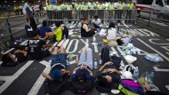 Studentenführer stellen der Regierung ein Ultimatum