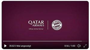 Wettbewerbszentrale kritisiert Werbevideo des FC Bayern