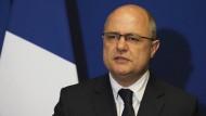 Französischer Innenminister reicht Rücktritt ein