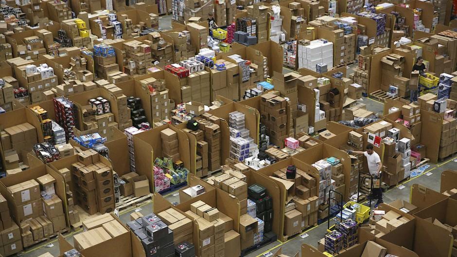 Amazon hat sein Geschäft in Europa enorm gesteigert, zahlt aber am Sitz in Luxemburg keine Ertragsteuer.