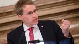 Günther: Die CSU will die Union nach rechts drücken