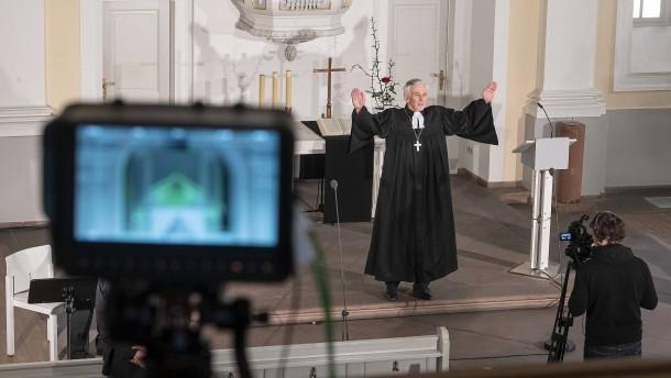 Karlsruhe bestätigt Gottesdienstverbot