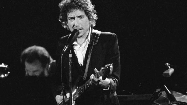 Bob Dylan verkauft Autorenrechte an Universal