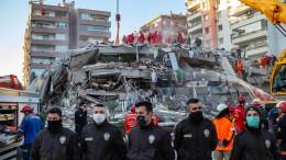 Zahl der Todesopfer nach Erdbeben steigt auf 25
