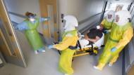 Kann Ebola auf dem Landweg nach Deutschland kommen?