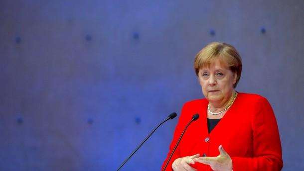 Merkel fordert mehr Geld für internationalen Klimafonds