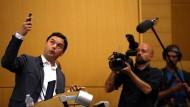 Thomas Piketty ist seit dem Erfolg seines Buches ein gefragter Redner.