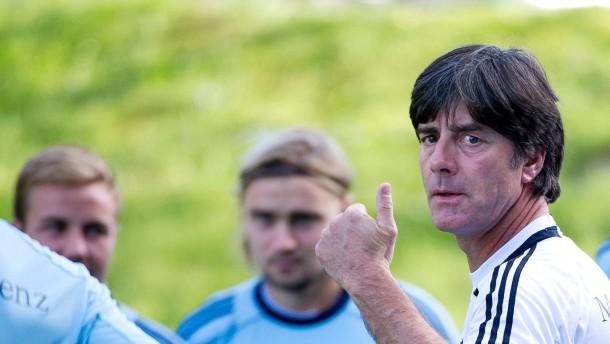 Deutschland gegen Bundesliga