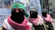 Hamas beging Kriegsverbrechen an Palästinensern