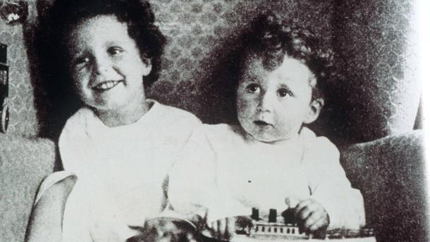 """Die zwei Waisen von der """"Titanic"""""""