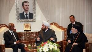 Assad: Keine Lösung mit Terroristen