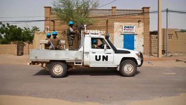 Sicherheitslage in Westafrika bleibt angespannt