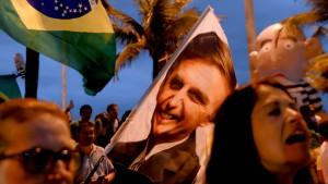 Brasilien wird von Bolsonaro-Welle überrollt