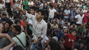 Deutschland nimmt tausende Schleuser fest