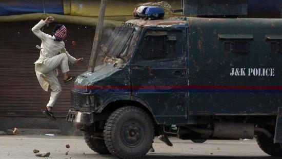 Situation in Kaschmir droht zu eskalieren