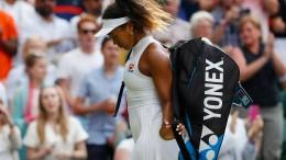 Auch Naomi Osaka verzichtet auf Wimbledon