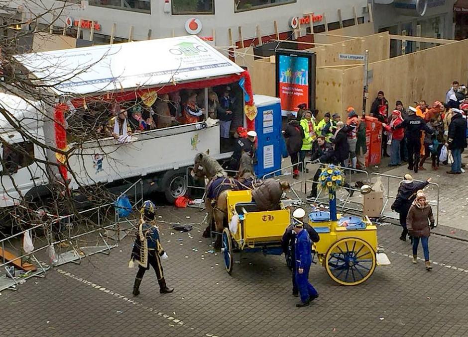 Unfälle In Köln