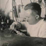 Ludwig Riffelmacher war Werkstattleiter der Firma Wilm und Träger des Ehrenrings.