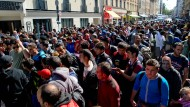135.000 Flüchtlinge kommen im September nach Bayern