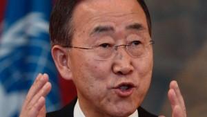 UN-Vollversammlung verurteilt Syrien