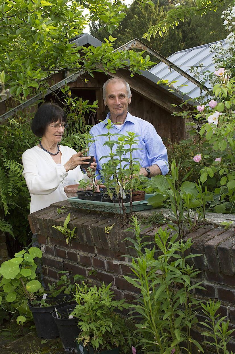 Pioniere des offenen Gartens: Gesa Klaffke-Lobsien und Kaspar Klaffke