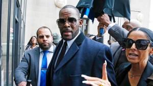 Sänger R. Kelly in allen Punkten schuldig gesprochen