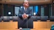 Der Abgeordnete Michael Hartmann war Anfang Februar Zeuge in einer Sitzung des Untersuchungsausschusses.