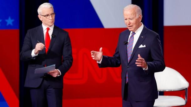 Biden: USA würden Taiwan gegen Angriff verteidigen