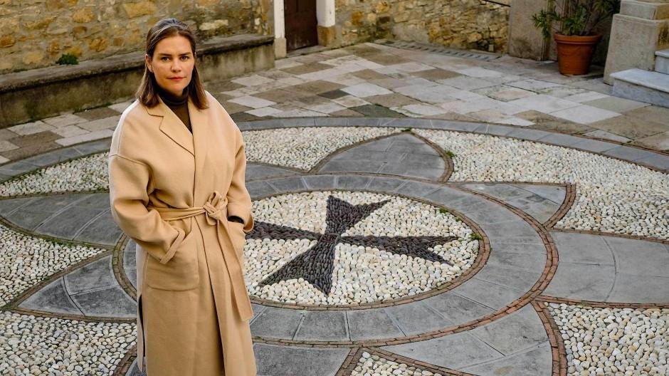 Die deutsche Prinzessin und ihr italienischer Mini-Staat