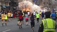 Die Explosionen töteten am 15. April 2013 drei Menschen und verletzten 260, Archivbild