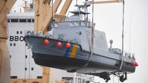 Deutsche Rüstungsexporte gehen stark zurück